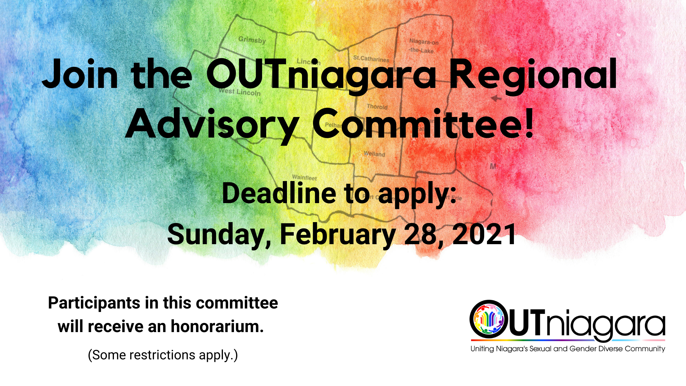 Join the Regional Advisory Committee!