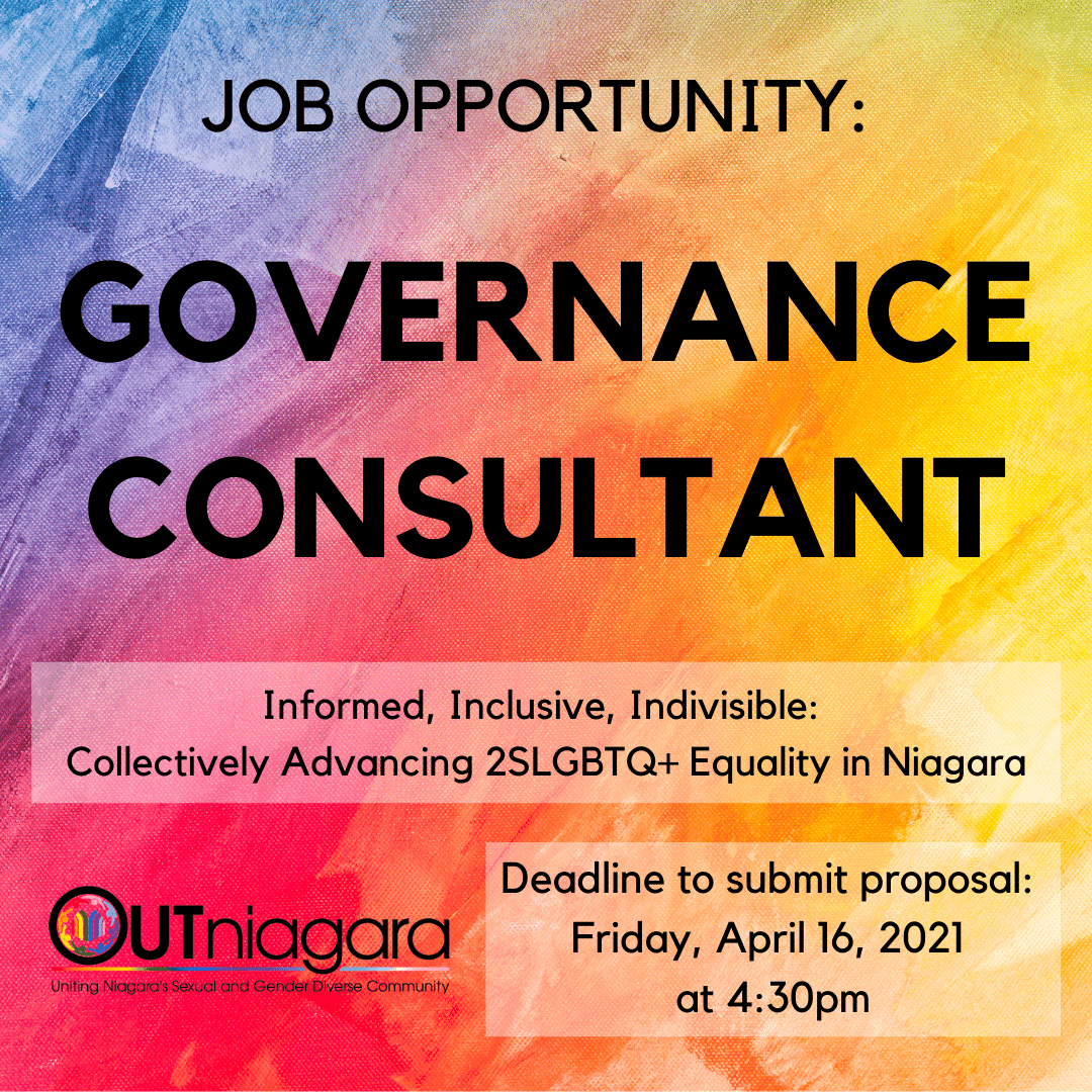 Governance Consultant Post IG